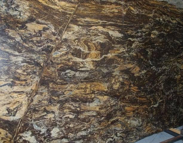 Brown suede granite countertops granite for Brown suede granite countertops