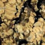 Ferro Gold Granite Countertops Chattanooga