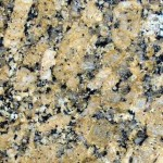 Giallo Fiorito Granite Countertops Chattanooga