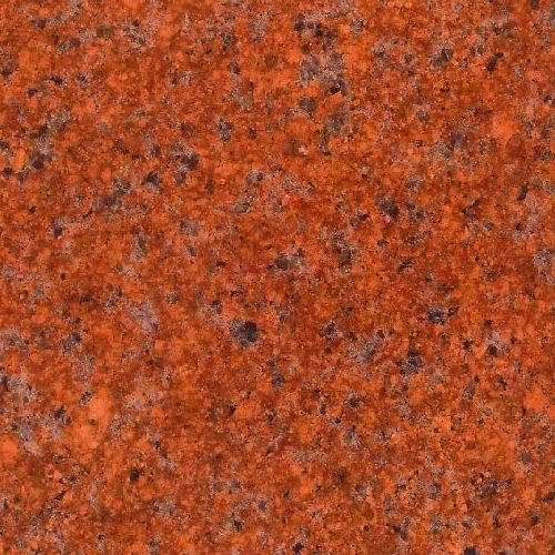Radiant Red Granite Countertop Chattanooga