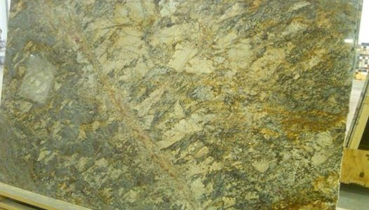 Bordeaux River Granite Countertop Chattanooga