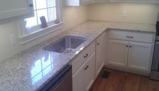 Kitchen Installation Granite Countertop Chattanooga