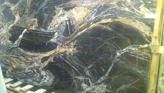 Noturno Gold Granite Countertop Chattanooga