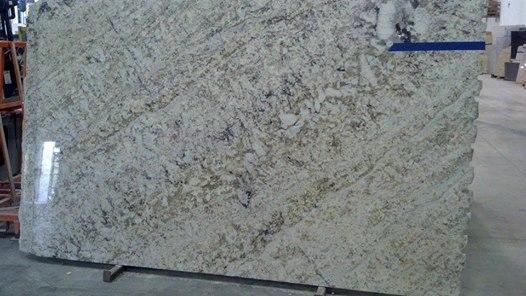 White Galaxy Granite Countertop Chattanooga