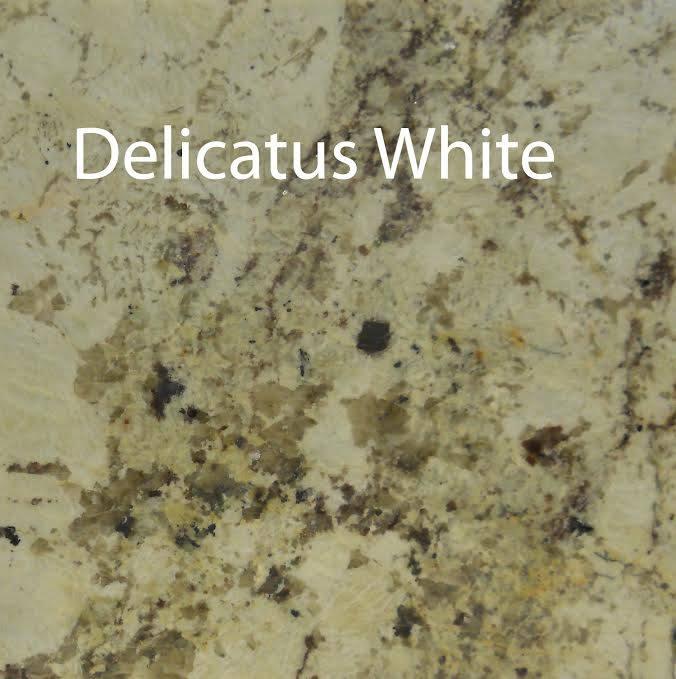 Delicatus White Granite : Delicatus white granite countertop chattanooga