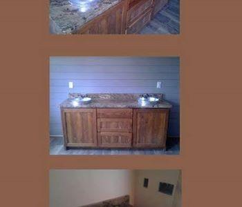 Installed Bathroom