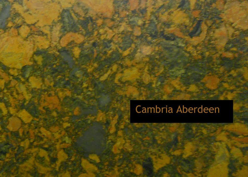 Cambria Aberdeen Granite Countertop Chattanooga