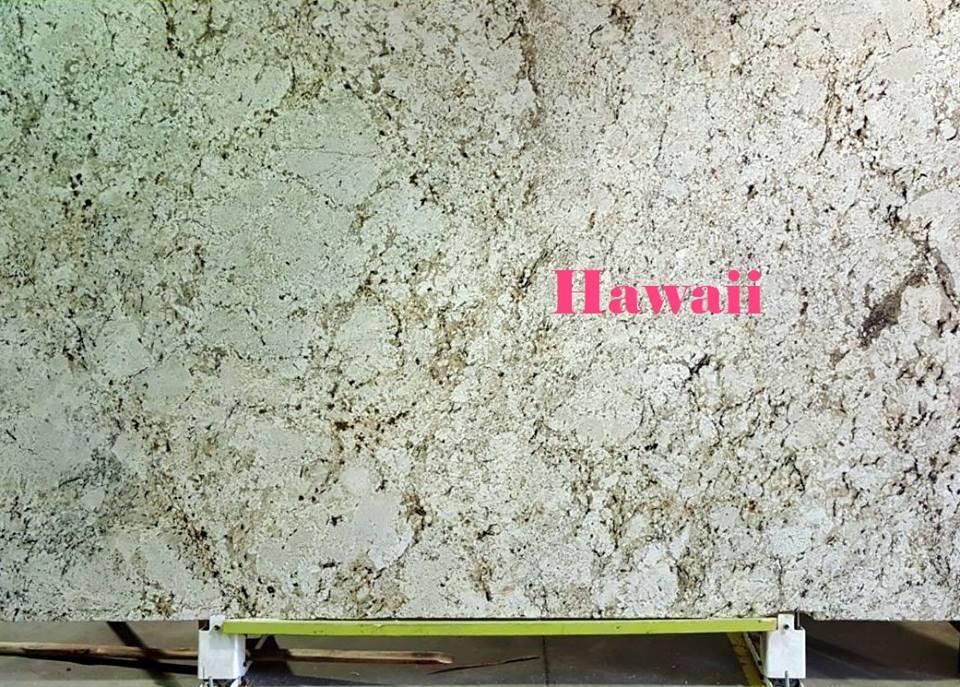 Hawaii Remnant Granite