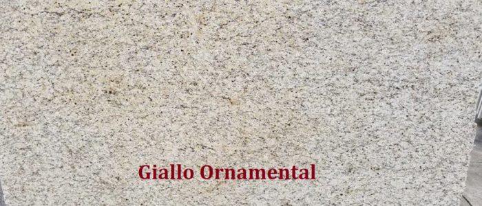 Classic Giallo Ornamental