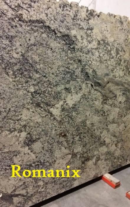 pretty Romanix slab